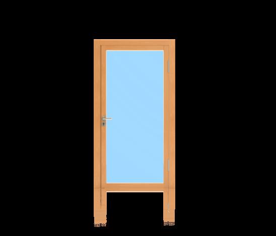 Rahmentüren für Innenanwendung 1-flügelig