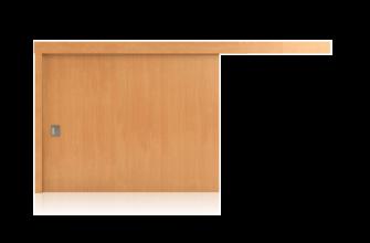 Schiebefenster Vollbau 1-flügelig