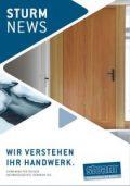 Neu bei Sturm: Hochwasserschutz-Türen